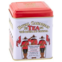 RCMP Breakfast Tea Tin