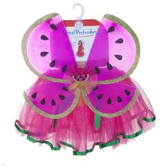 Watermelon Skirt and Wings Size 4-7