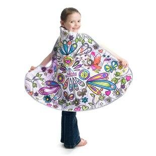 Colour Me Cape - Fairy