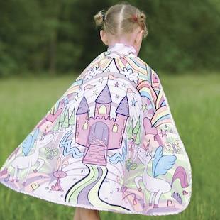 Colour - A - Cape - Princess
