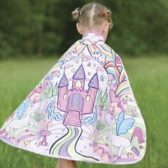 Colour - A - Cape - Princess