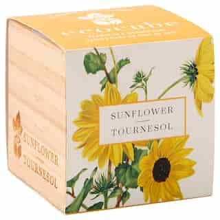 Ecocube Sunflower Grow Kit