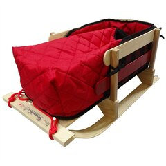 Grizzly Sleigh w/bootie pad - boxed