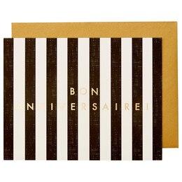 Garance Doré French Birthday Card