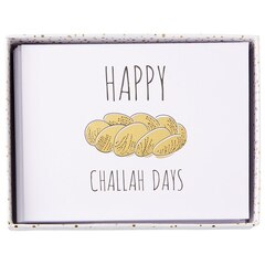 Happy Challah Days Boxed Holiday Cards
