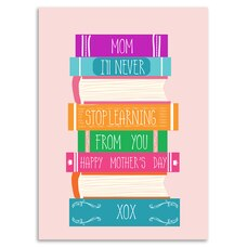 Paper E. Clips Mother's Day Card Never Stop