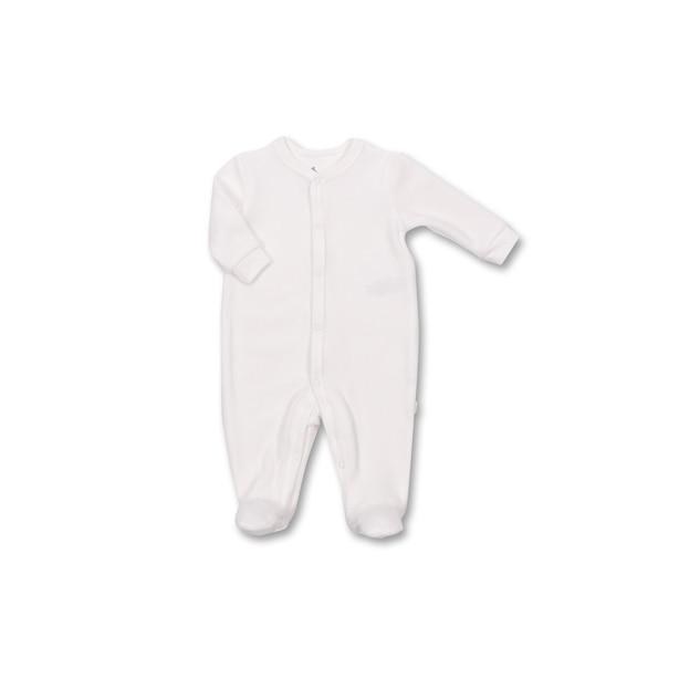 Gertex Dream Velour Jumpsuit - Newborn