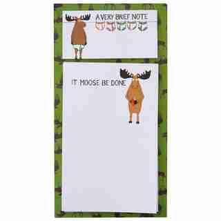 2 List Set Moose Notepad