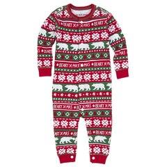 Combinaison pour bébé – Ours de Noël, 3 à 6 mois