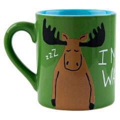 Hatley I Moose Wake Up Mug