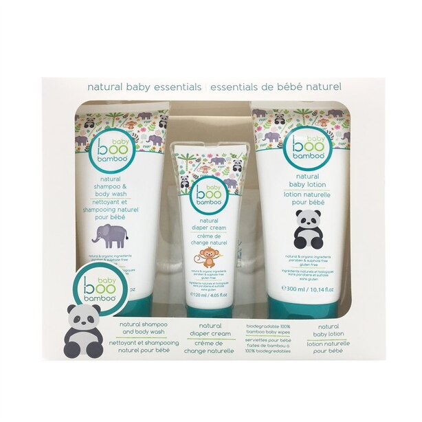 Baby Boo Bamboo Baby Care Gift Box