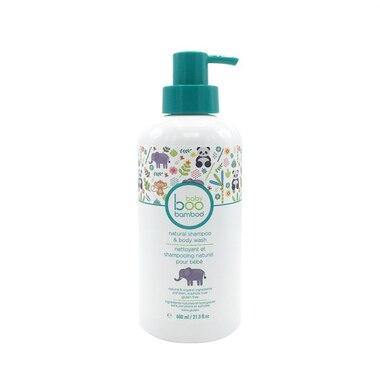 Baby Boo Bamboo Baby Shampoo & Body Wash 600 ml