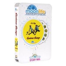 Moonlite Storybook Projector Reel Curious George