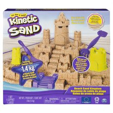 Kinetic Sand Beach Castle Set