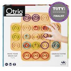 Otrio Strategy-Based Board Game