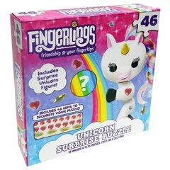 Fingerlings® Unicorn Bling Puzzle with Figure