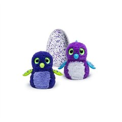 Hatchimals - Draggles (Purple) - One of Two Magical Creatures Inside
