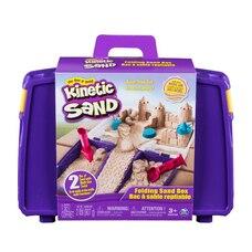 Kinetic Sand Bac à sable repliable avec 907 g