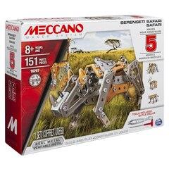 Meccano, coffret 5 modèles, Safari