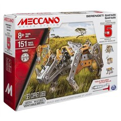 Meccano 5 Model Set - Serengeti Safari