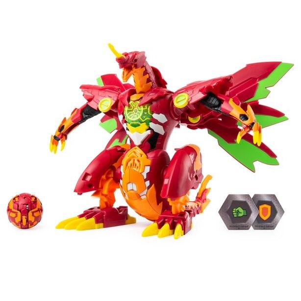 Bakugan Figure Dragonoid Maximus 8''