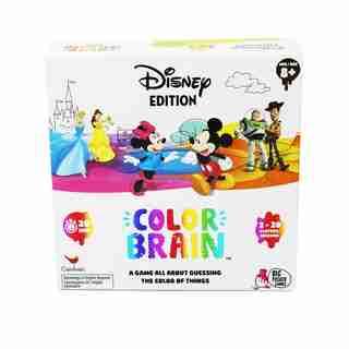 Disney Color Brain Game