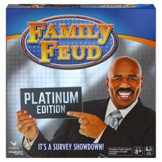 Family Feud Platinum Edition Board Game