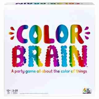 Big Potato Colorbrain The Ultimate Family Board Game