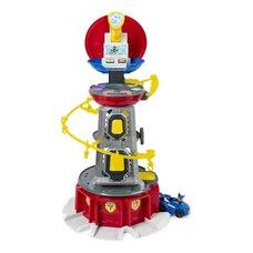 PAW Patrol, Mighty Pups Super PAWs, Mighty Lookout Tower, Tour de contrôle avec effets sonores et…