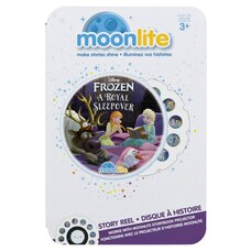 Moonlite Disney Frozen A Royal Sleepover Story Reel