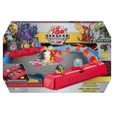 Bakugan Battle League Coliseum Deluxe Game Board with Exclusive Fused Howlkor x Serpenteze Bakugan