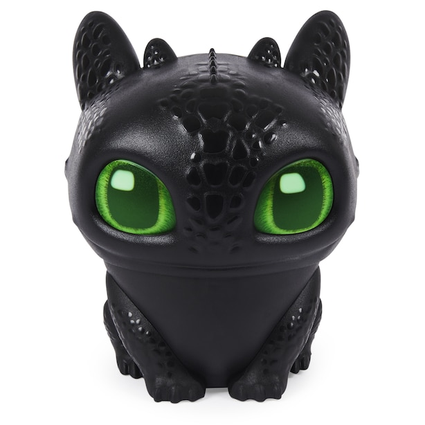 DreamWorks Dragons Flying Toothless Interactive Dragon with Lights and Sounds