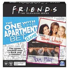 Friends, Jeu de société The One with the Apartment Bet, pour les adultes et les adolescents à…