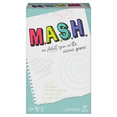 MASH Fortune Telling Adult Party Game