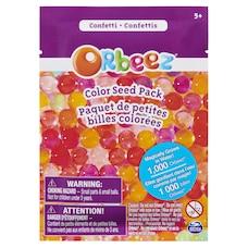 Orbeez, paquet de billes colorées contenant 1 000 petites billes Orbeez à faire gonfler, pour les…
