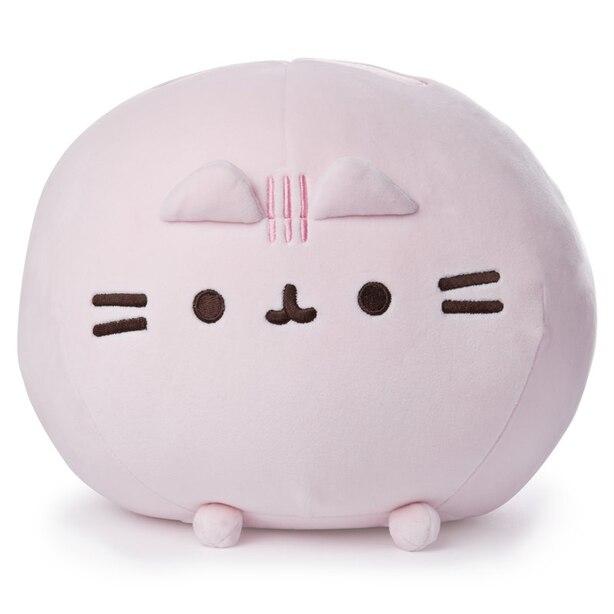 """GUND Pusheen Squisheen Squishy Plush Stuffed Cat Pink 11"""""""