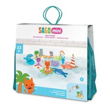 Sago Mini Aqua Puzzles Bath Toy Island Adventure