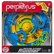 Perplexus Revolution Runner Motorized Perpetual Motion 3D Maze Game