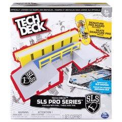 Tech Deck SLS Pro Series - Fun Box with Rail and Signature Pro Board