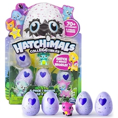 HATCHIMALS EGG COLLEGGTIBLE 4 PACK - SERIES 1