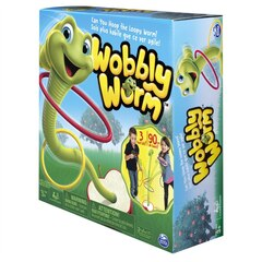 Wobbly Worm Board Game
