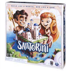 Santorini – Strategy-Based Board Game