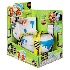 Flush Force Series 1 - Collect-A-Bowl (Assorted) Collectible