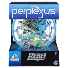 Perplexus Rebel 3D Maze Game with 70 Obstacles (Edition May Vary)