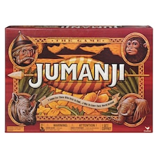 Jumanji Classic Retro '90s Board Game