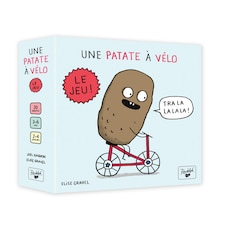 Une patate à vélo - The game (in French)