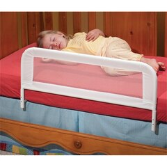 Rail de lit pour enfant convertible télescopique