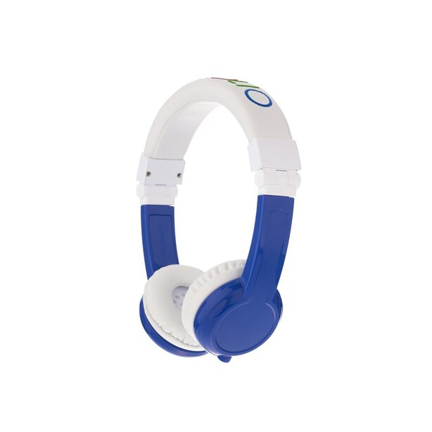 Buddyphone Explore Foldable Headphones Blue