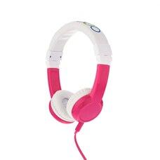 Buddyphone Explore Foldable Headphones Pink