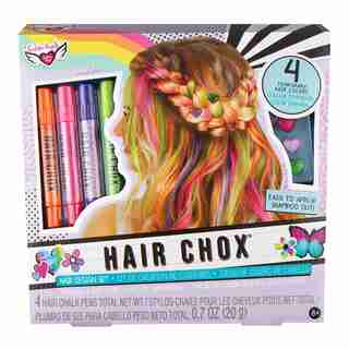Unicorn Magic Hair Chox Set